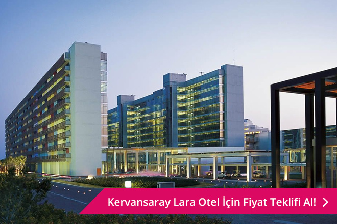 Kervansaray Lara Otel