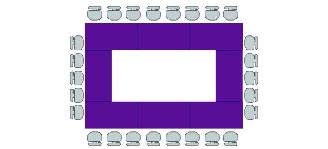 kare_tipi - düğün davetlerinde 10 farklı oturma düzeni