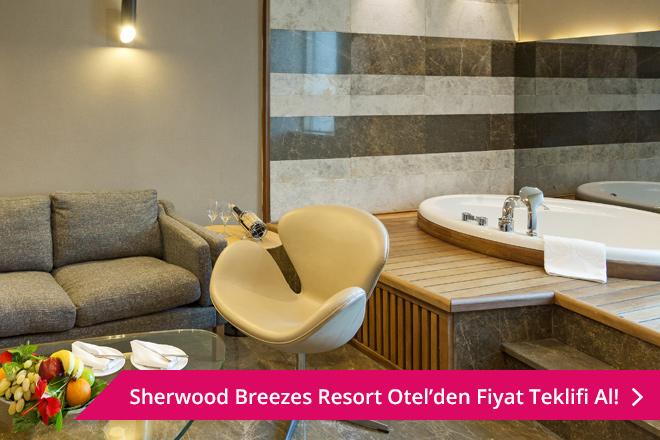 Sherwood Breezes Resort Otel