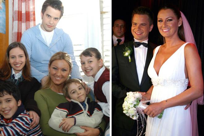 evlilikle sonuçlanan dizi aşkları