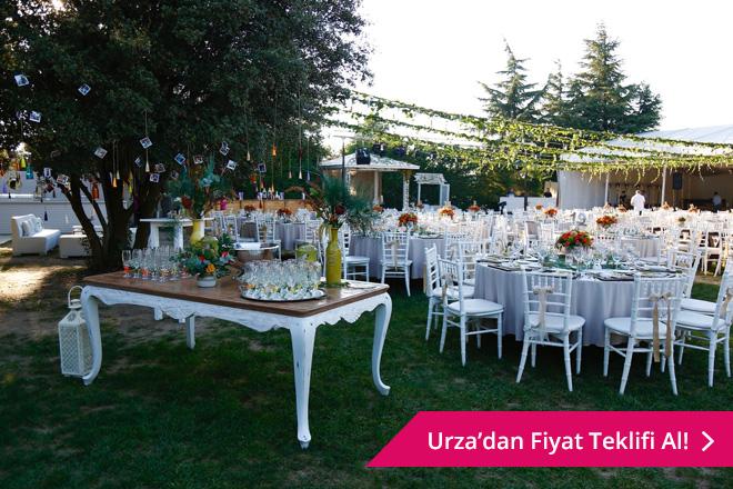 düğününüz çiçek açsın: en popüler kır düğünü mekanları