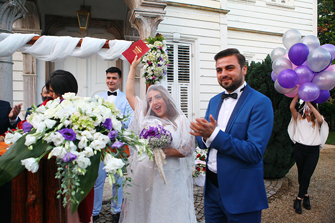o18amvbh2clvgxvp - ilkokul sıralarından nikah masasına: senem ve altay!