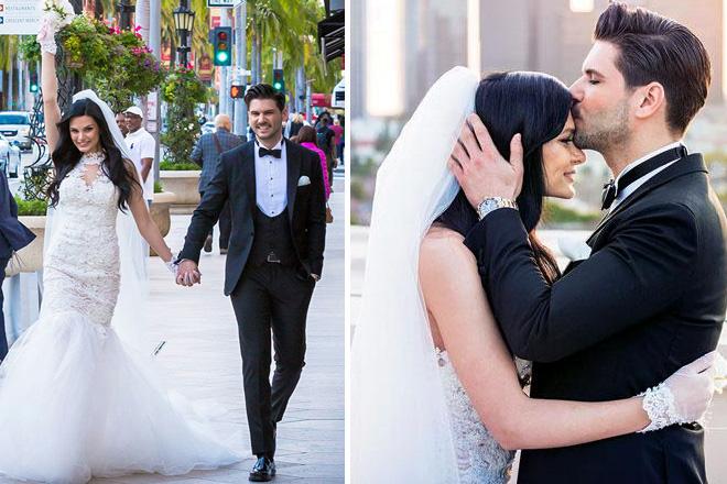 yurt dışında evlenen ünlüler