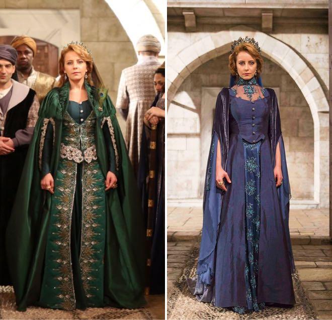 on7ctkokl4rchkcc - bindallı modelleri için muhteşem yüzyıl sultanları'nın kıyafetlerinden İlham alın