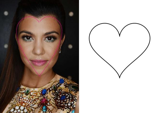 op5kpieswnpskhgk - kalp yüz Şekline uygun makyaj modelleri hakkında bilmen gereken her Şey