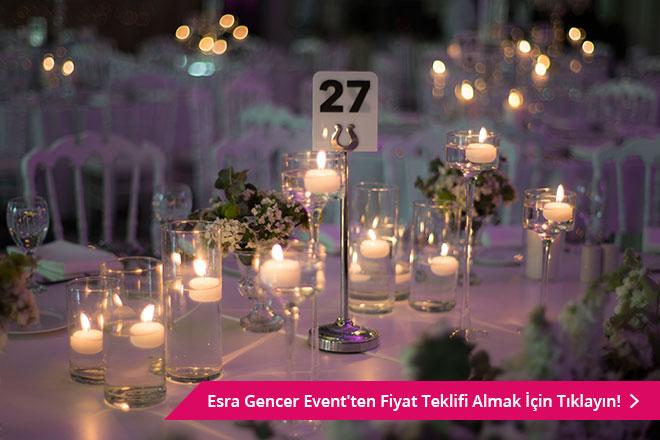 düğün dekorasyonu seçme rehberi