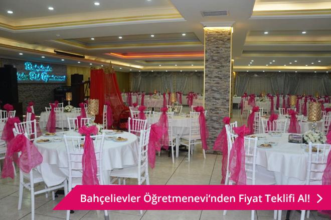avrupa yakası düğünleri için uygun fiyatlı sosyal tesisler