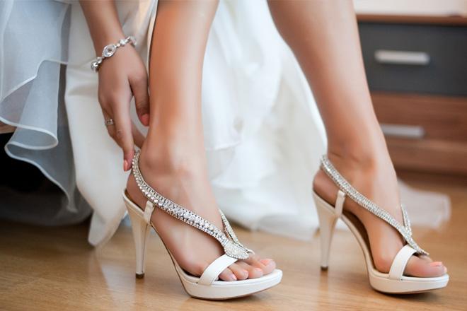 yaz gelinlerine ayakkabı önerileri