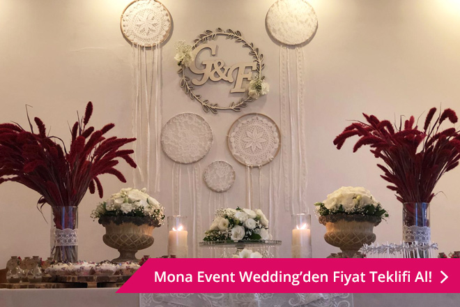 Mona Event Wedding