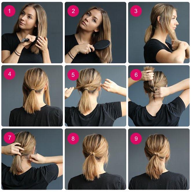 çabasız güzellik için sabah evden çıkarken yardımınıza koşacak 11 pratik saç modeli!
