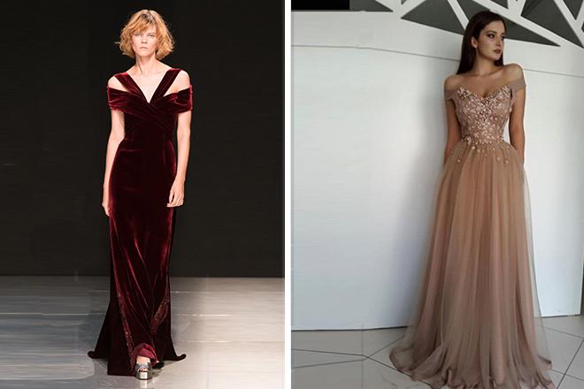 mevsime göre nişan elbisesi
