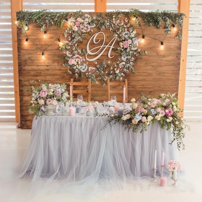 Evde düğün organizasyonu nasıl yapılır