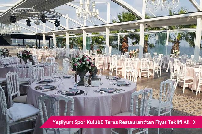 Yeşilyurt Spor Kulübü Teras Restaurant