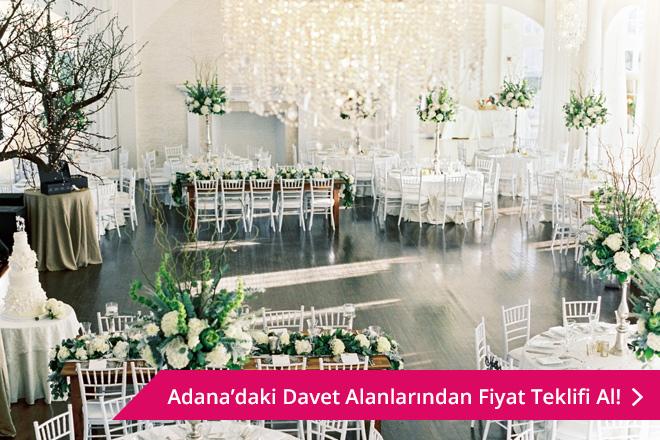 Adana kulüp ve davet alanları