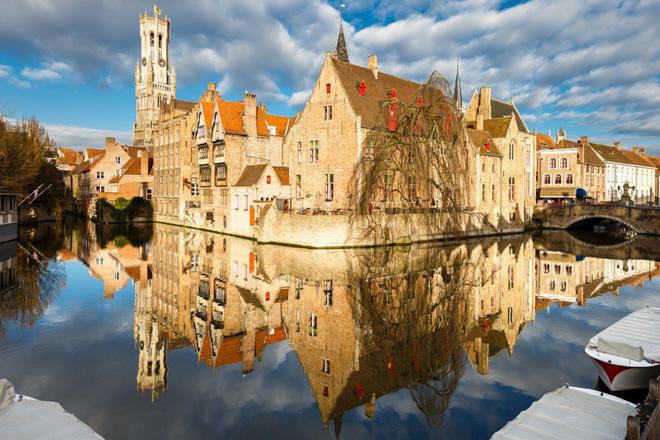 Brugge balayı