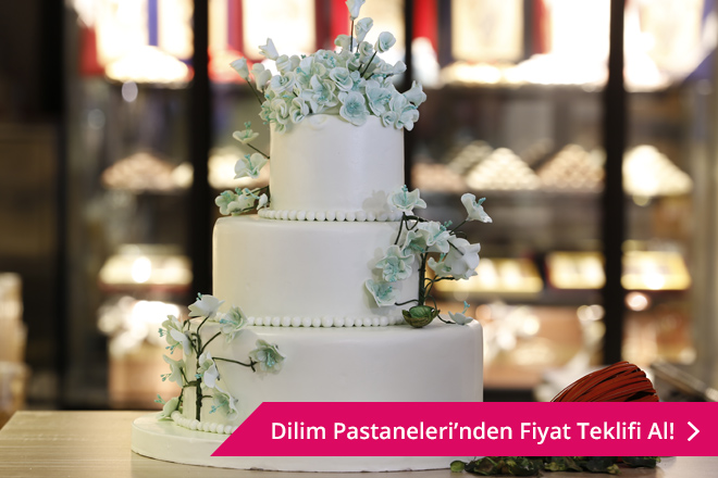 istanbul'da nişan pastası fiyatları ve 10 pastane önerisi