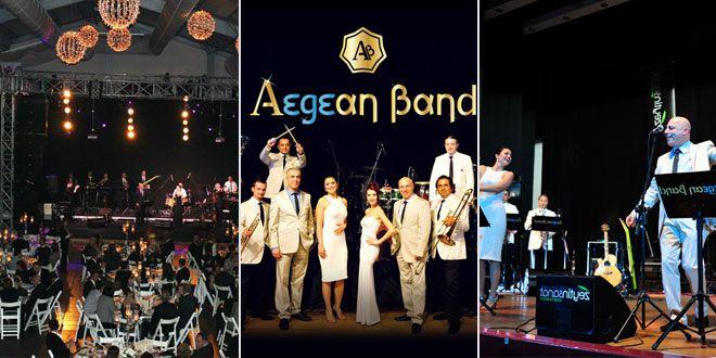 aegan - taşınabilir müzisyen fabrikası: aegean band