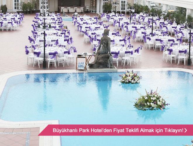 Havuzbaşı düğün mekanı