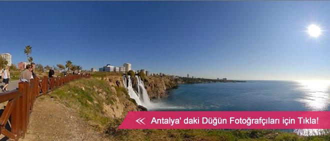 Antalya düğün fotoğrafçıları listesi