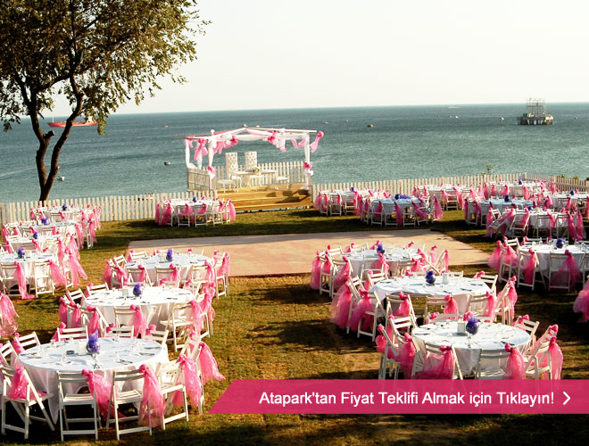 atapark_14 11 - Avcılar'da deniz manzaralı bahçe düğün mekanı Atapark