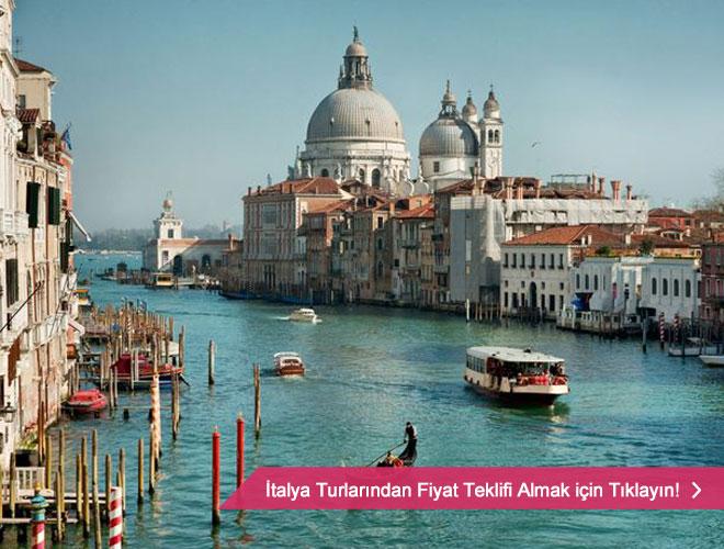 Venedik, Floransa, Milano gibi birbirinden romantik şehirler