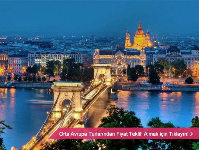Prag, Viyana ve Budapeşte