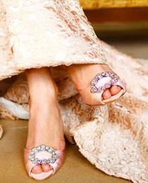 ayakkk3 - 2014 gelin ayakkabıları modası