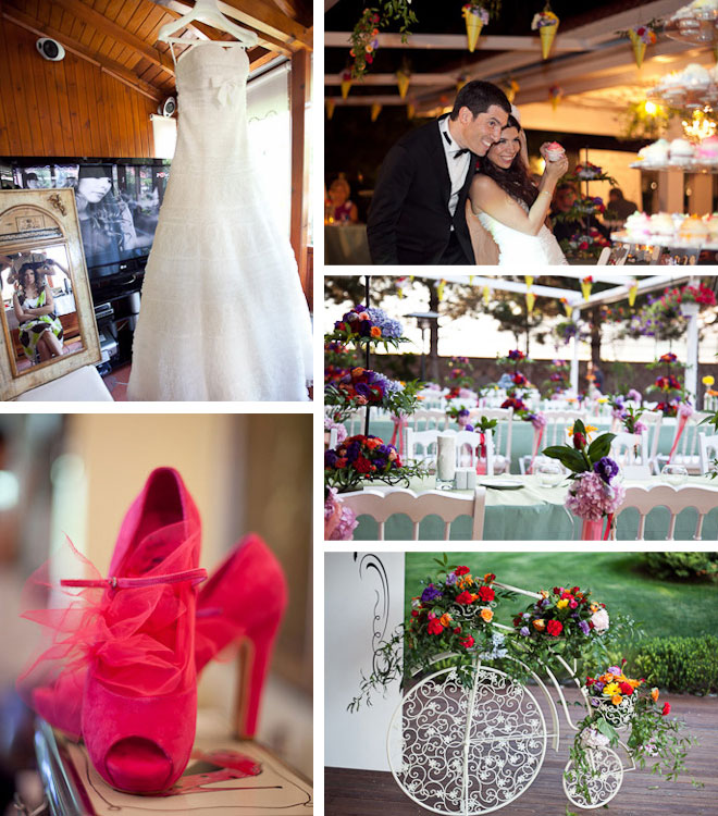 ayse ve dorukun hikayesi - Düğün Kolaj