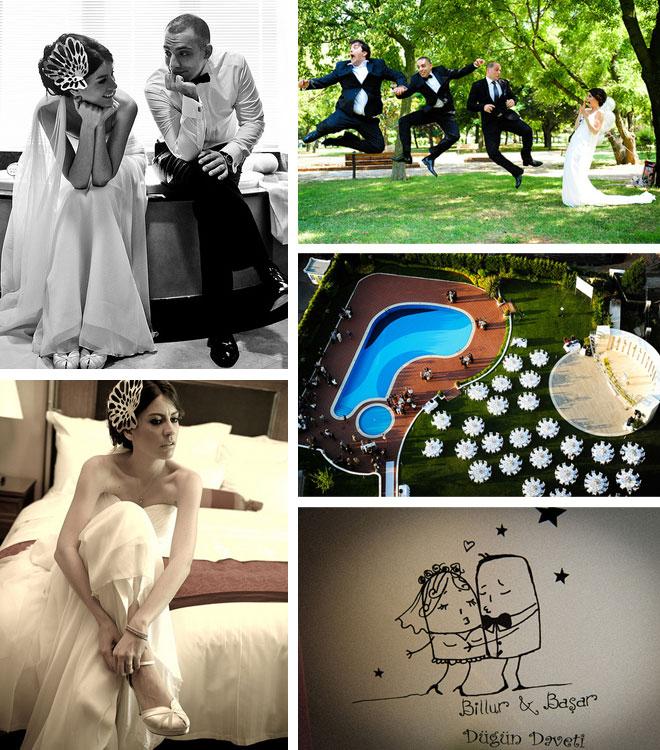 billur ve basarin hikayesi_2 - Düğün kolaj