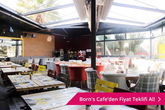 Born's Cafe