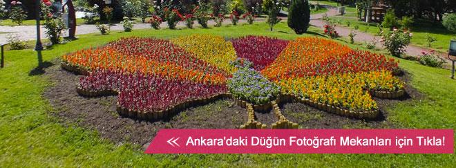 Ankara düğün fotoğraf çekimleri için tercih edilecek mekanlar listesi