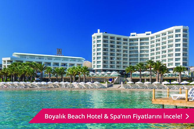 Boyalık Beach Hotel