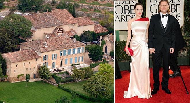 brangelina_mekan - Angelina Jolie ve Brad Pitt çiftinin düğün mekanı