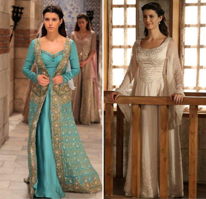 clioivha3ir8nytw - bindallı modelleri için muhteşem yüzyıl sultanları'nın kıyafetlerinden ilham alın