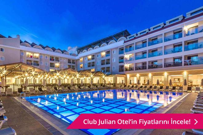Club Julian Otel Marmaris