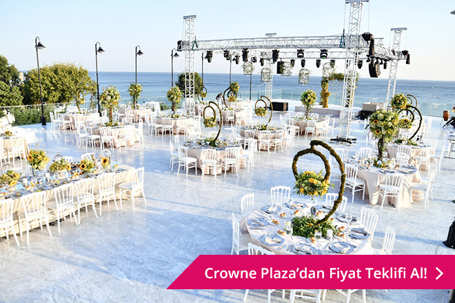 Crown Plaza İstanbul