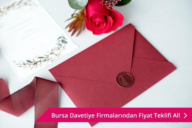 bursa'da düğün davetiyesi fiyatları