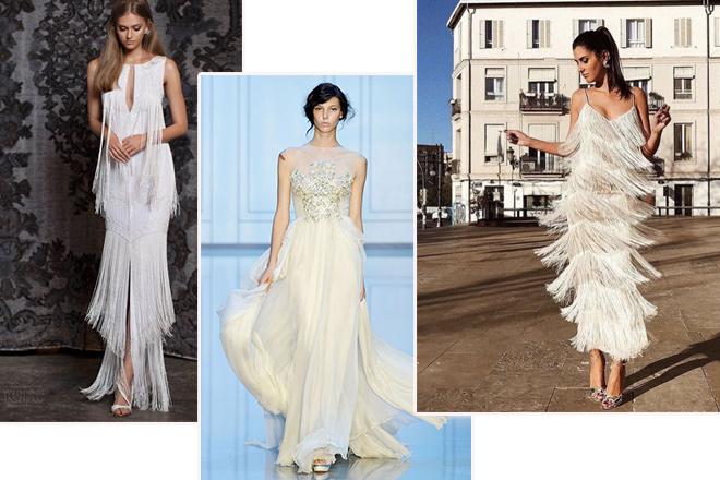 beyaz kına elbisesi