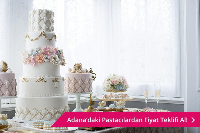 Adana düğün pastası