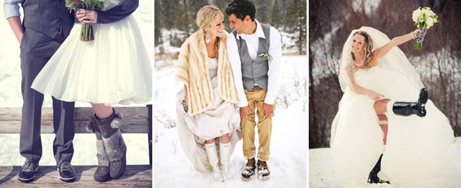 kış düğünü yapacak çiftlere ayakkabı önerisi