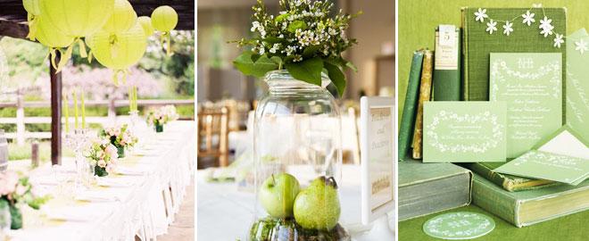 Düğün organizasyonda kullanabileceğiniz doğaya duyarlı süslemeler