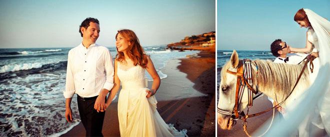 dogayla_birlesin - Deniz Kenarı Düğünü
