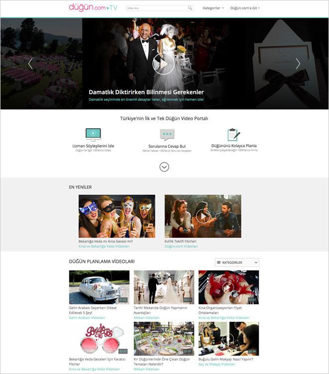 duguntv - düğün.com nasıl kullanılır?