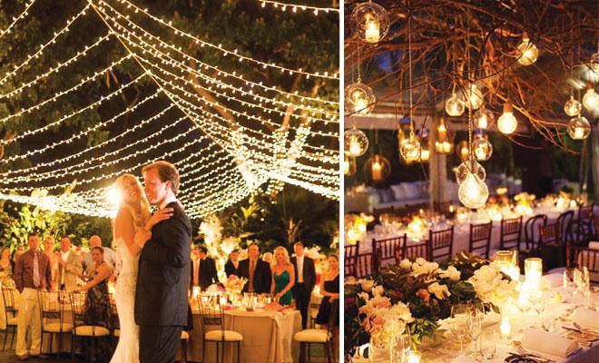 2014 düğün mekanı süslemelerinde aydınlatma modelleri