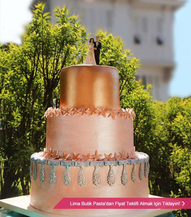 lima - Özel tasarım düğün pastası arayan Çiftlere butik pastacı Önerileri