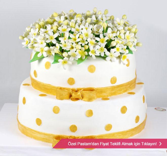 ozel_pastam - Özel tasarım düğün pastası arayan Çiftlere butik pastacı Önerileri