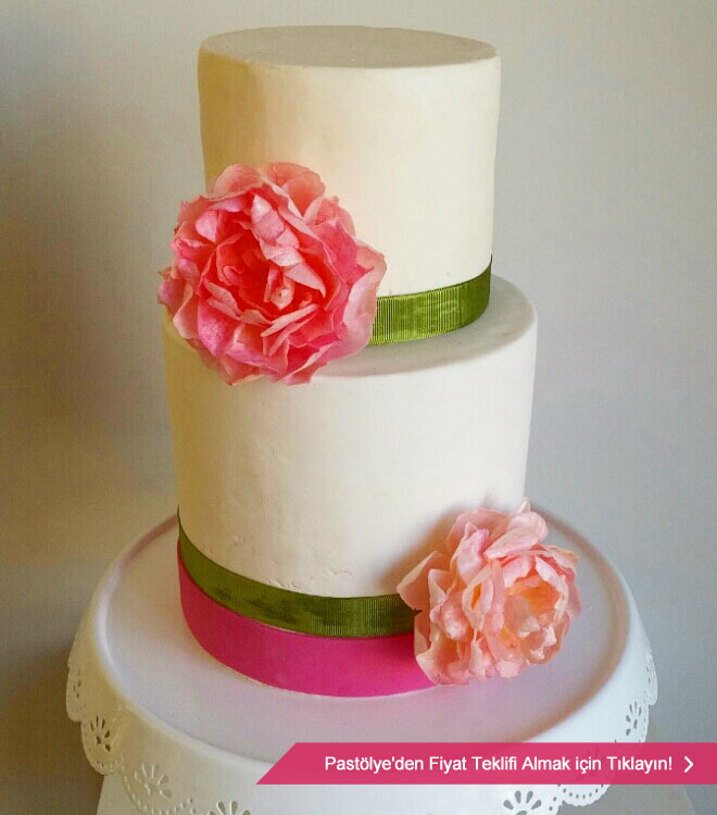 pastolye - Özel tasarım düğün pastası arayan Çiftlere butik pastacı Önerileri