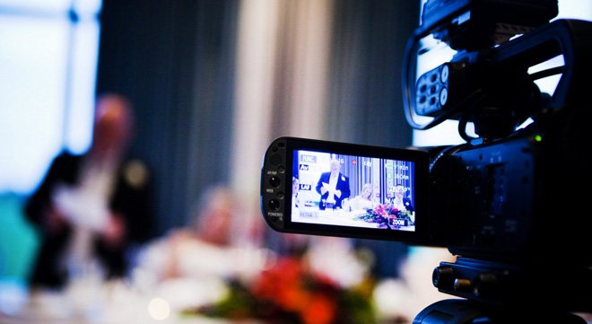 düğün videosu: neden profesyonel bir ekip?