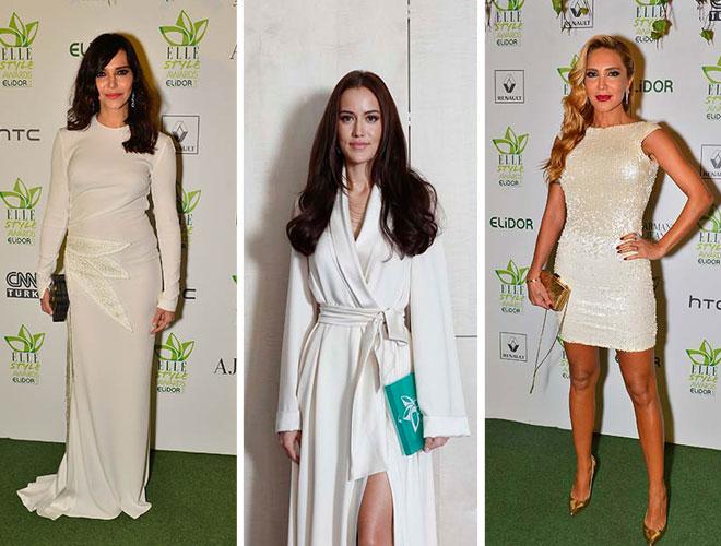 2015 yılı son moda beyaz nişanlık modelleri