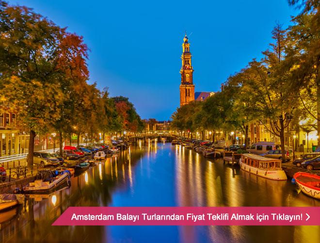 amsterdam - Balayı önerileri